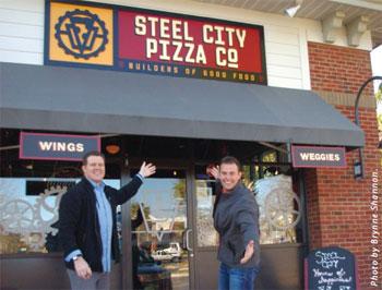 Steel City Pizza, Mount Pleasant, SC