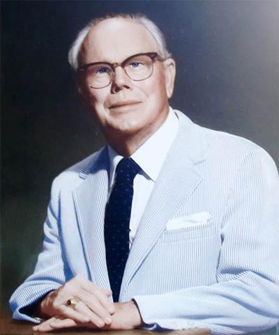 Portrait of Mayor Francis F. Coleman, Mount Pleasant, SC