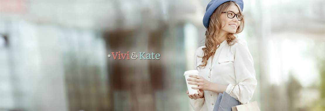 Vivi & Kate website logo