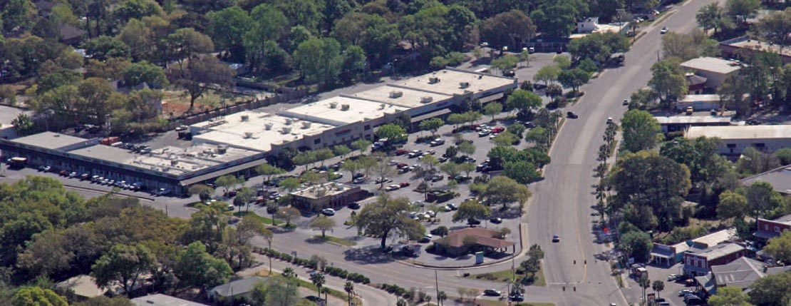 Sea Island Shopping Center is located where Chuck Dawley, Ben Sawyer and Coleman meet.